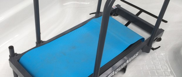 Swim Spa Exercise Equipment